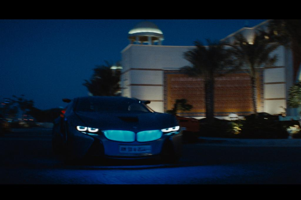 BMW kehrt auf den roten Teppich zurück