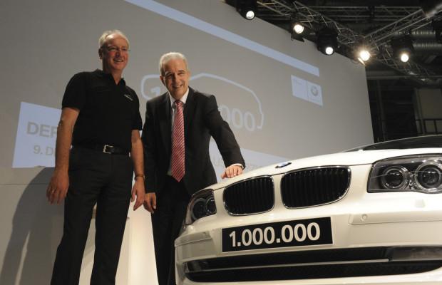 BMW produziert in Leipzig das einmillionste Auto