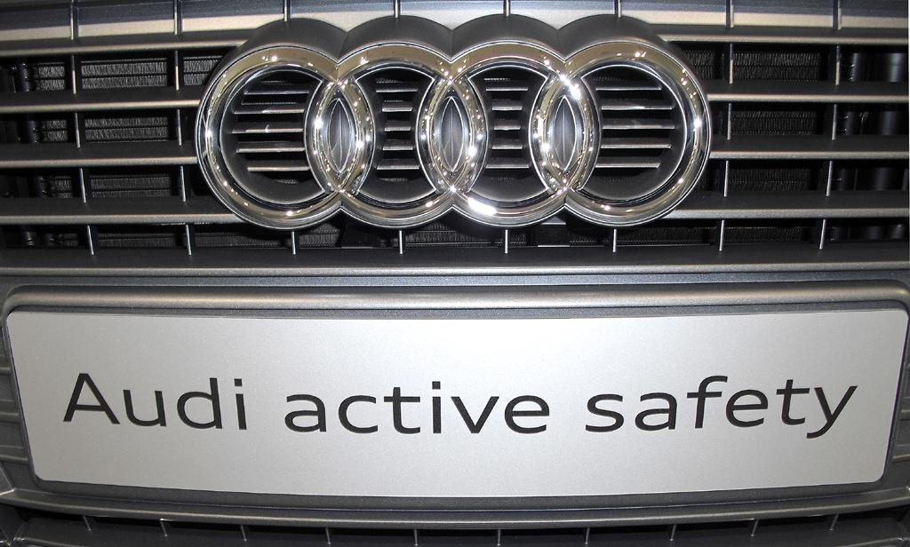 Bei Audis jungstem Technik-Workshop ging es um das Thema