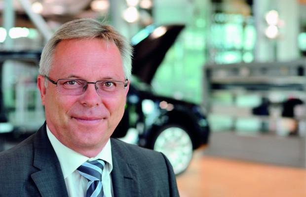 Bormann verantwortet Produktionsanlauf des neuen Golf