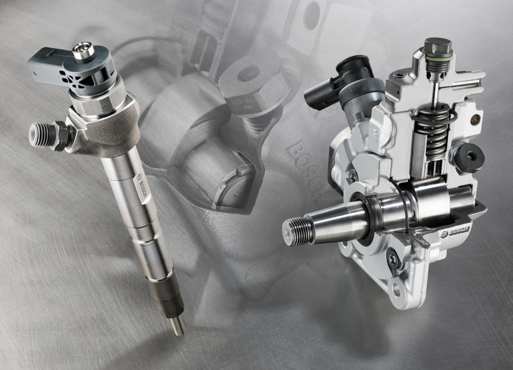 Bosch produziert das 75-millionste Common-Rail-System