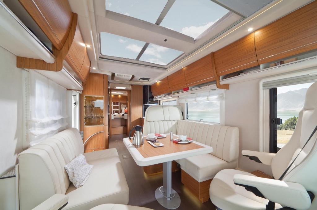 CMT Stuttgart 2012: Concorde Charisma III – Reisemobil der Extraklasse