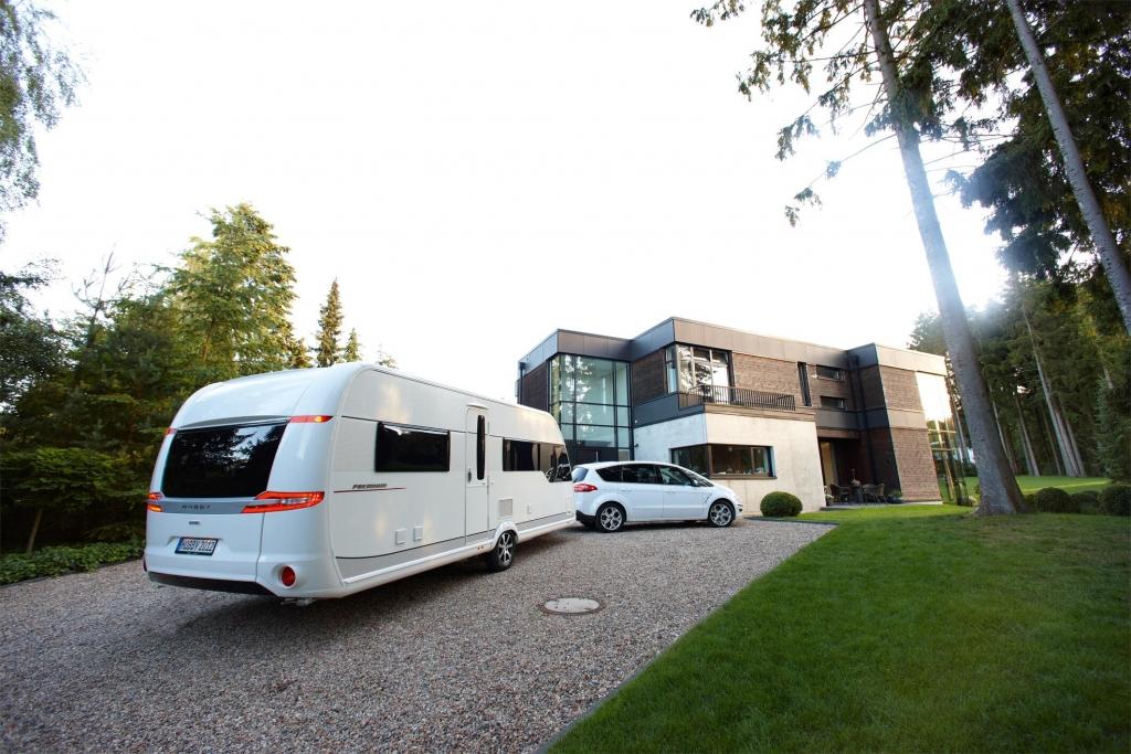 CMT Stuttgart 2012: Hobby Premium – Caravaning der Oberklasse