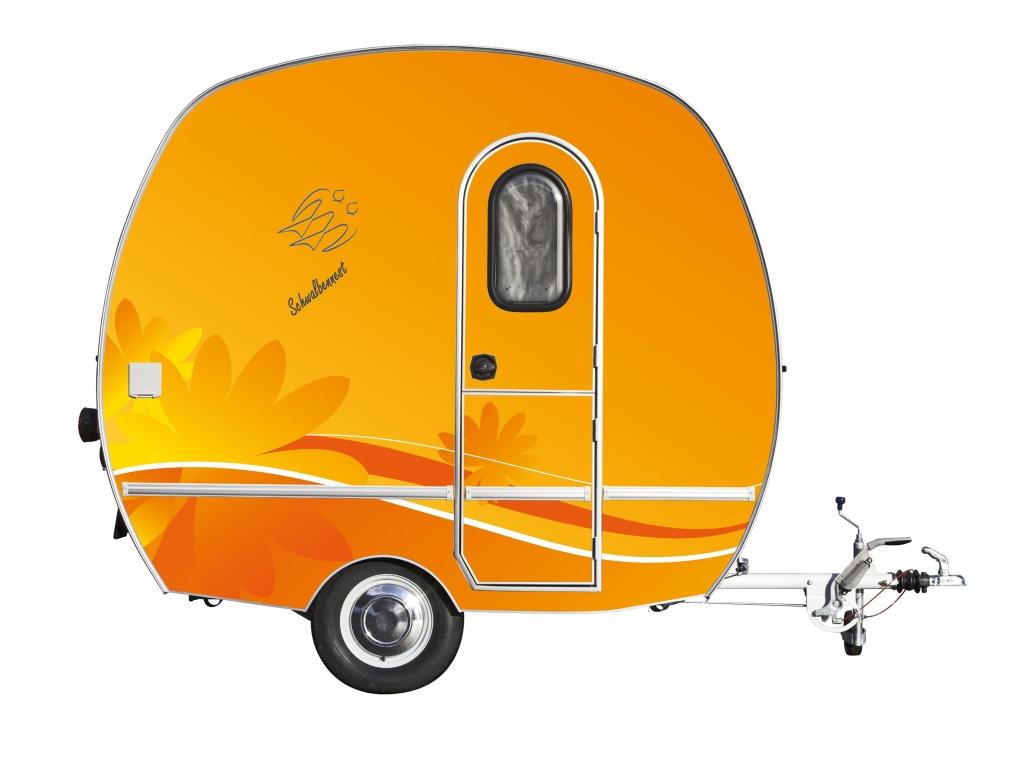 CMT Stuttgart 2012: Ohne Auto im Caravan über die Alpen