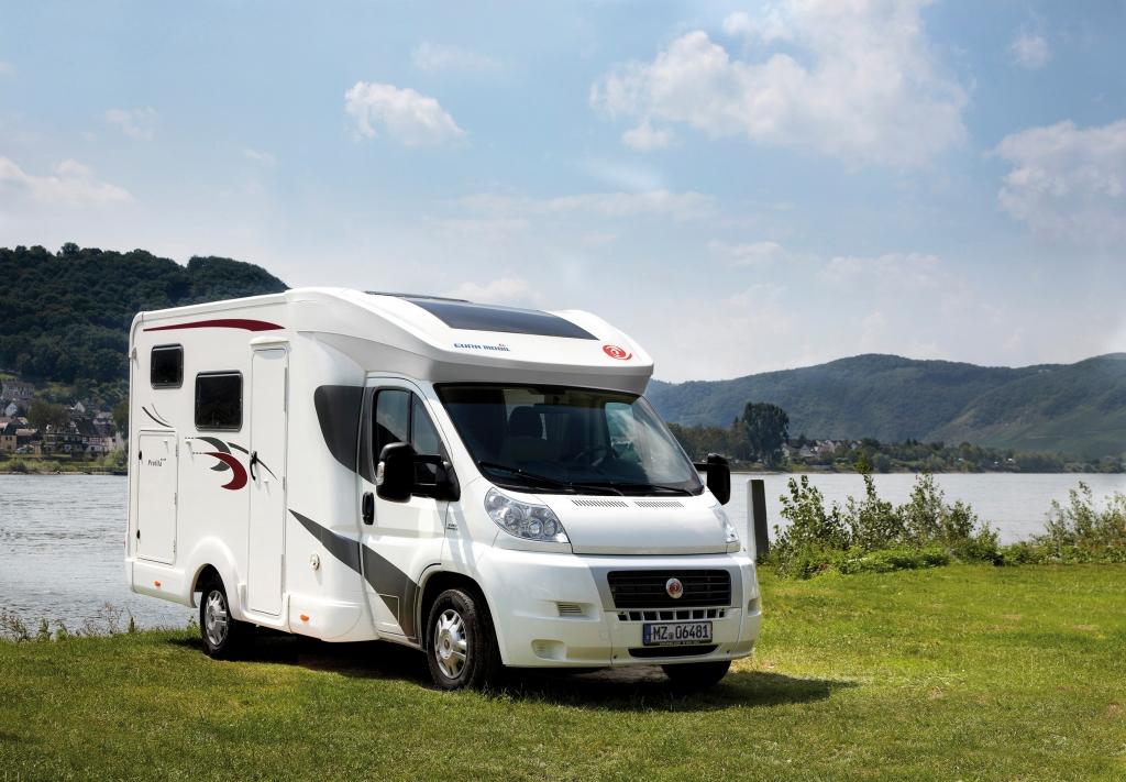 CMT Stuttgart 2012: Premiere Eura Mobil Profila T 590 FB – Reisemobil der Kompaktklasse
