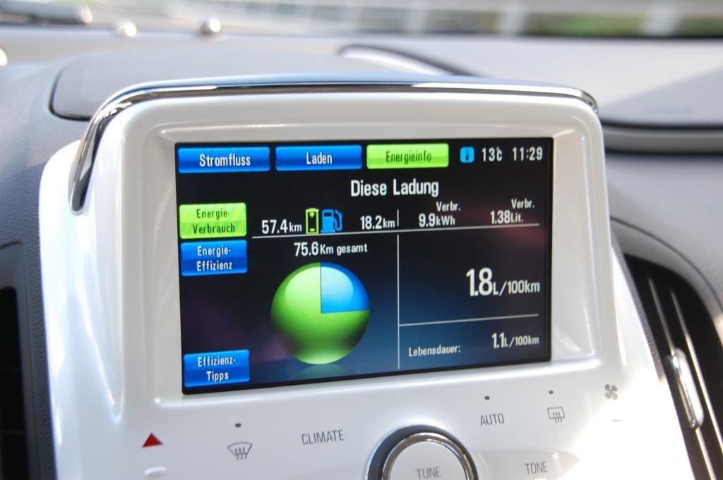 Chevrolet Volt - Alternativangebot für unsichere US-Kunden