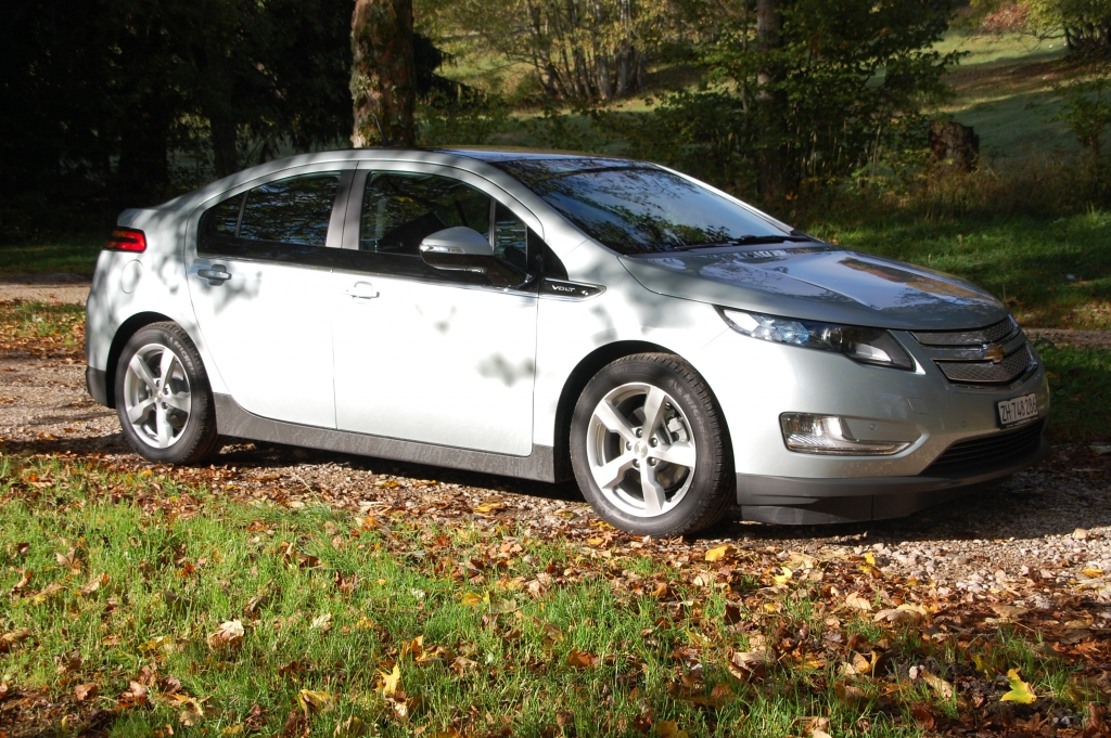 Chevrolet Volt - Alternativangebot für unsichere US-Kunden