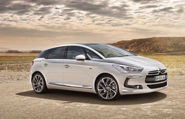 Citroën DS5 ab sofort bestellbar