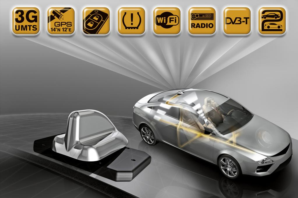 Continental setzt für Fahrzeugvernetzung auf Ethernet