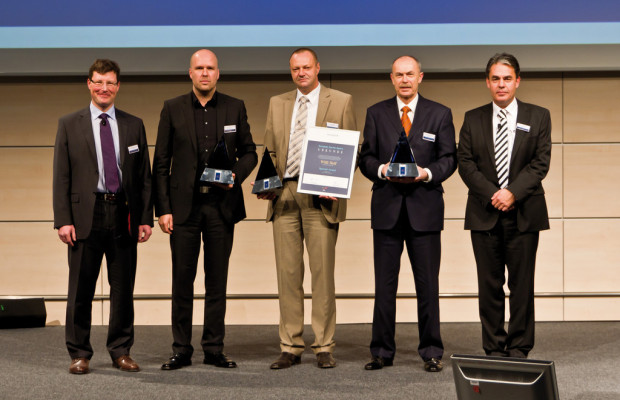 Daimler verleiht European Carrier Awards
