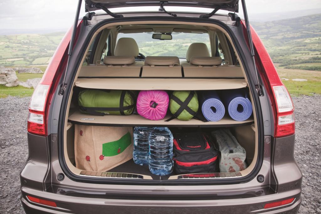 Das Gepäckraumvolumen variiert zwischen 524 Litern und 1.532 Litern