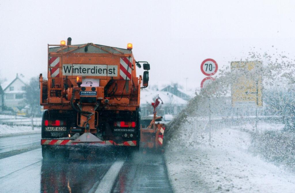 Das Märchen von der generellen Winterreifenpflicht