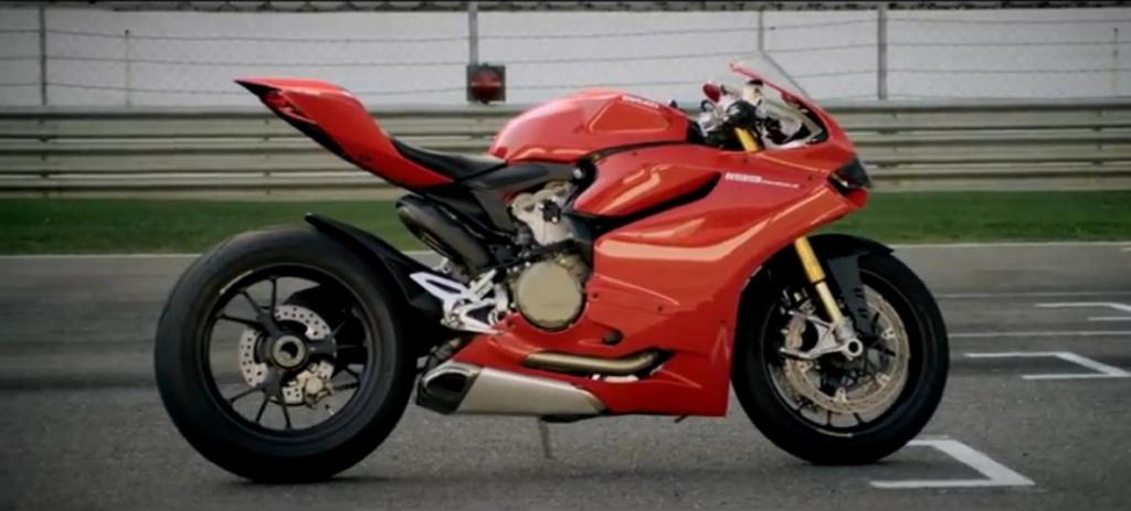 Das war 2011: Dieses Ducati Superbike 1199 Panigale ließ uns staunen