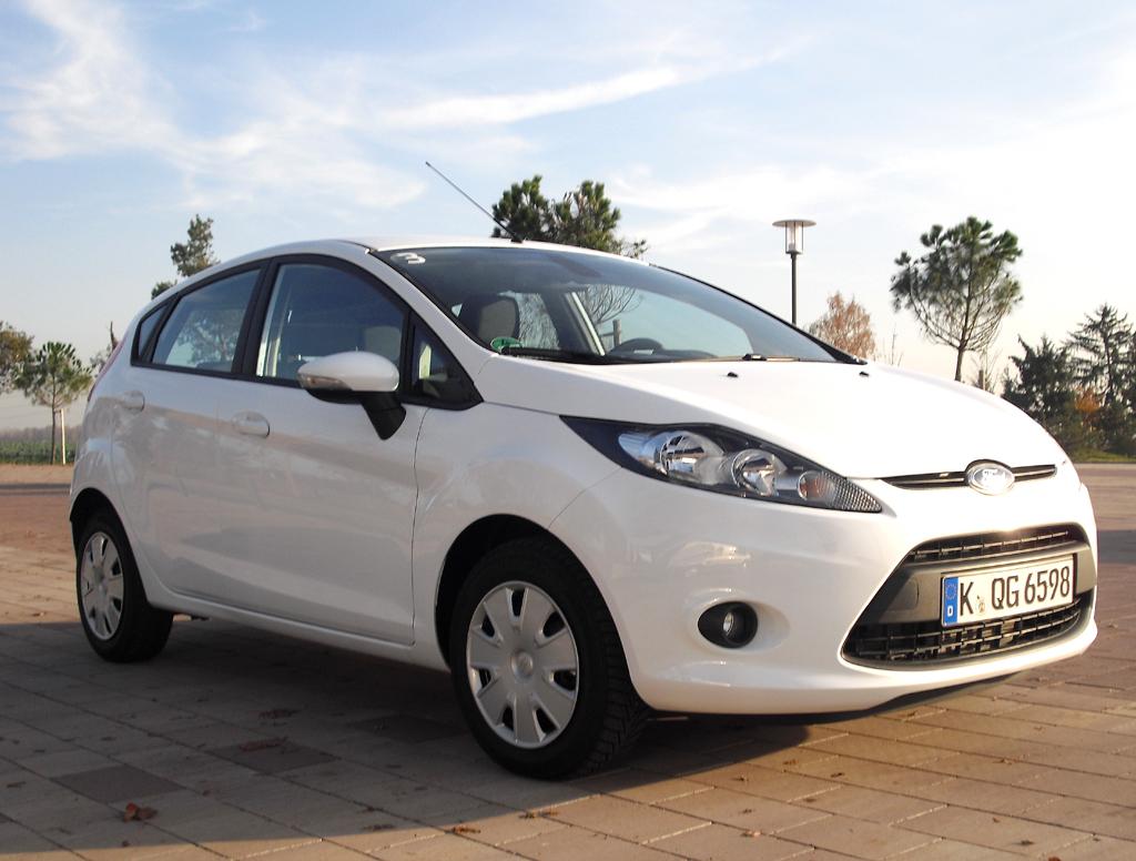 Den Fiesta gab es bei Autoschauen zuletzt auch schon als ST-Studie zu sehen.