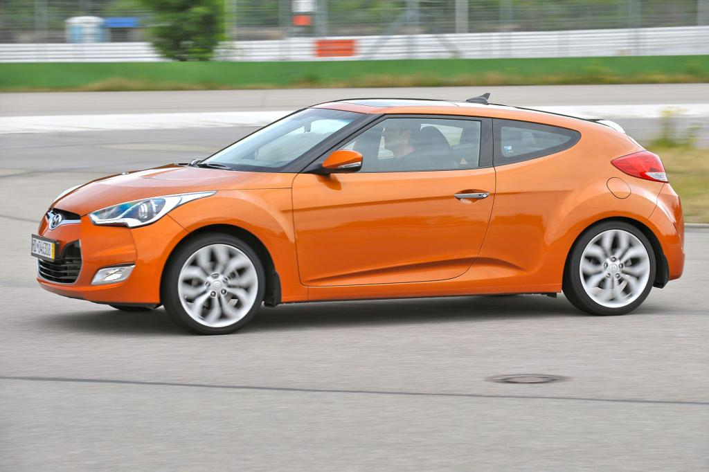 Den Hyundai Veloster wird es in einer Turbo-Version geben