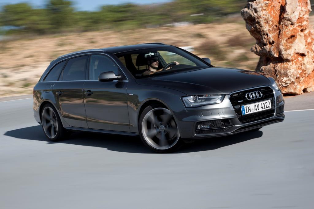 Der Audi A4 Avant ist Restwertriese in der Mittelklasse
