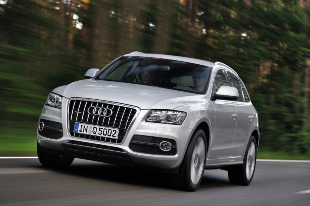 Der Audi Q5 gilt als preisstabilstes Kompakt-SUV