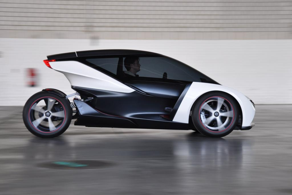 Der E-Motor leistet 36,5 kW/49 PS