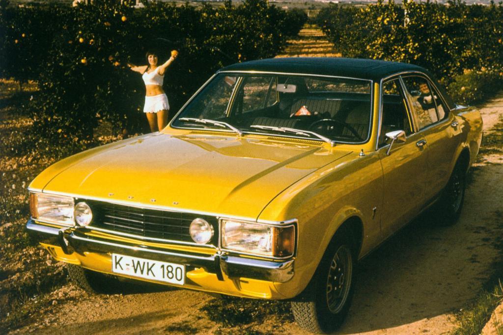 Der Granada von 1974