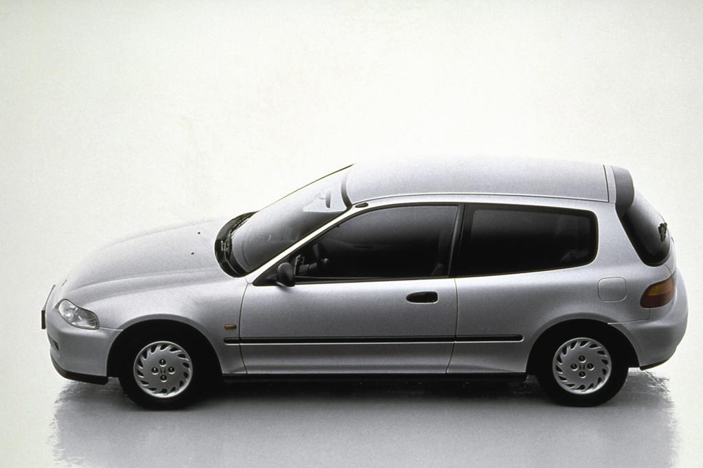 Der Honda Civic der fünften Generation