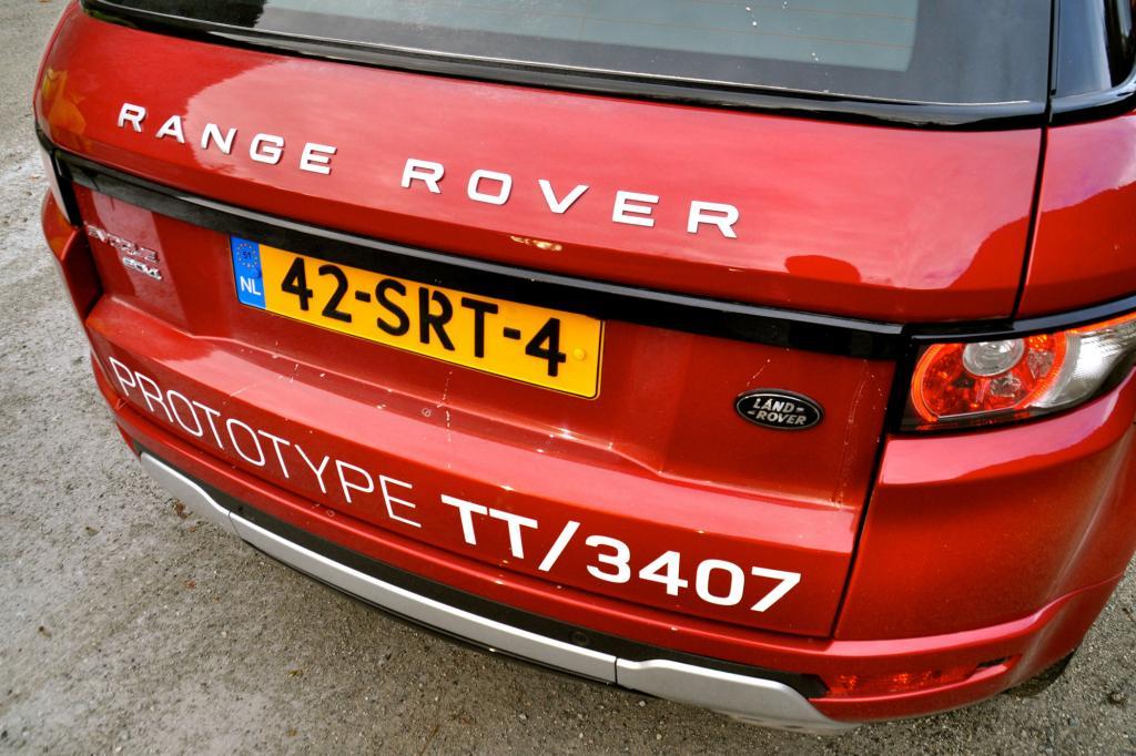 Der Neue ist der effizienteste und leichteste Range Rover aller Zeiten