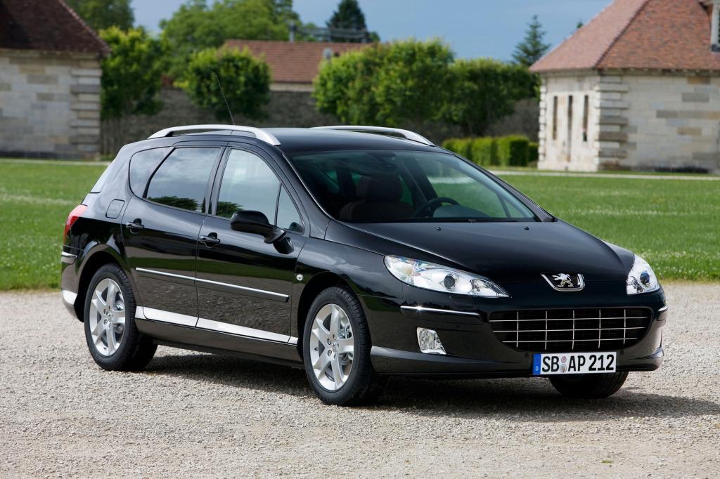 Der Peugeot 407 ist gebraucht preiswert, aber anfällig