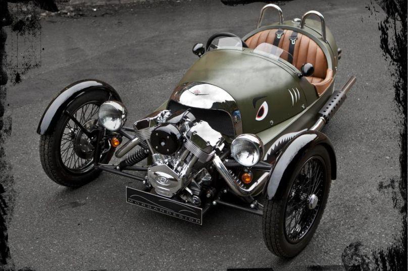 Der britische Hersteller Morgenerteilt keinem seiner Modelle eine E10-Freigabe.