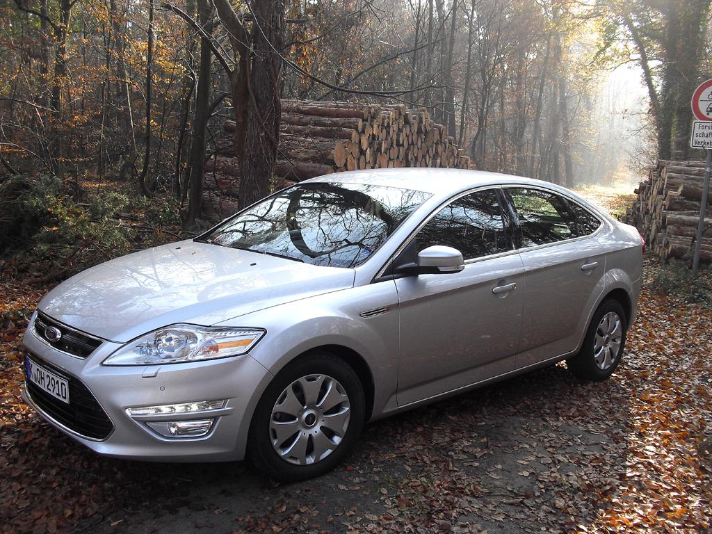 Der nächste Mondeo wird wohl der erste Ford im neuen Evos-Design sein.