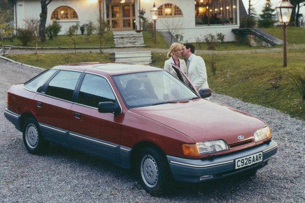 Der unglückliche Nachfolger Ford Scorpio von 1986