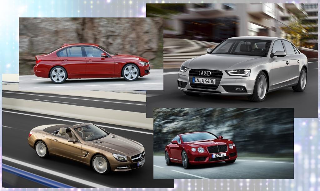 Detroit Motor Show 2012 - Zum Saisonstart nach Michigan