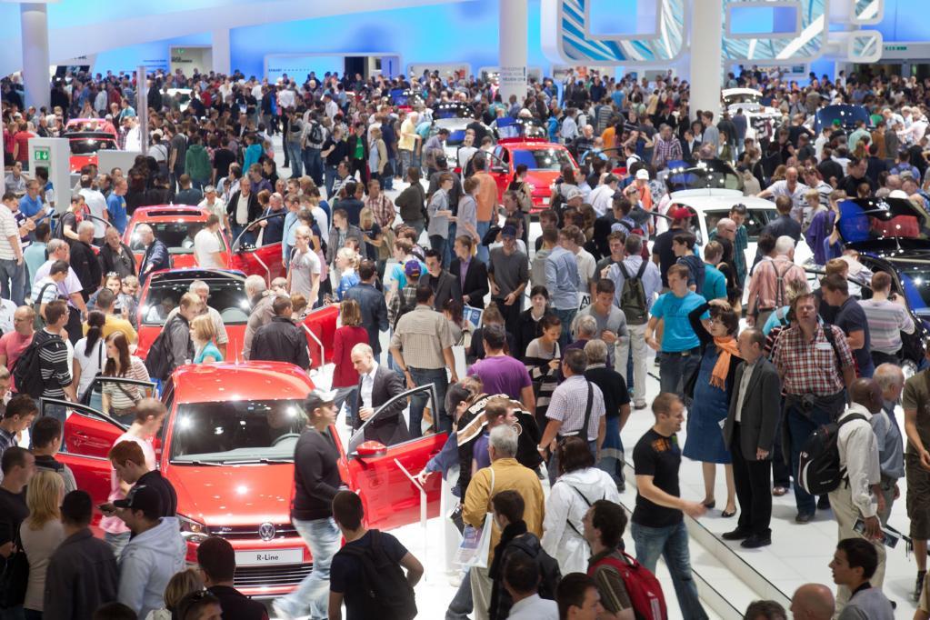 Deutsche Automobilindustrie auf gutem Weg ins neue Autojahr