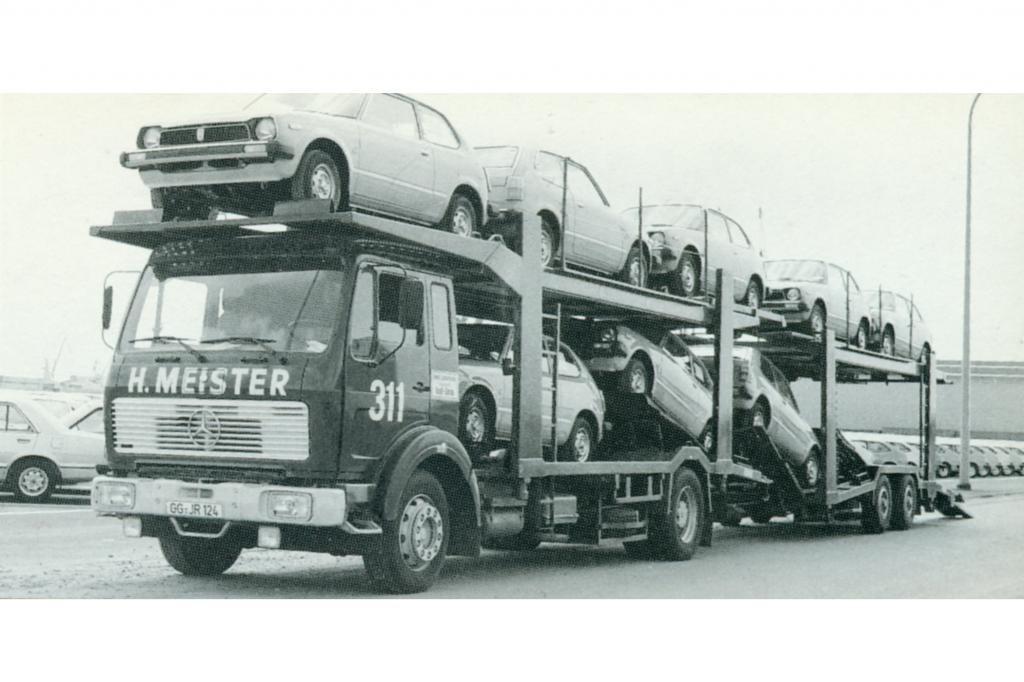 Die Auslieferung des Honda Civic