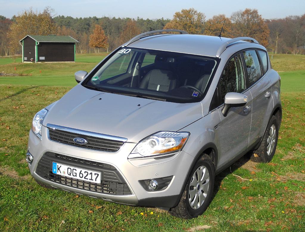 Die Neuauflage des erst 2008 gestarteten Kuga kommt bei uns Anfang 2013 auf den Markt.