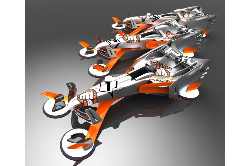 Die Racer