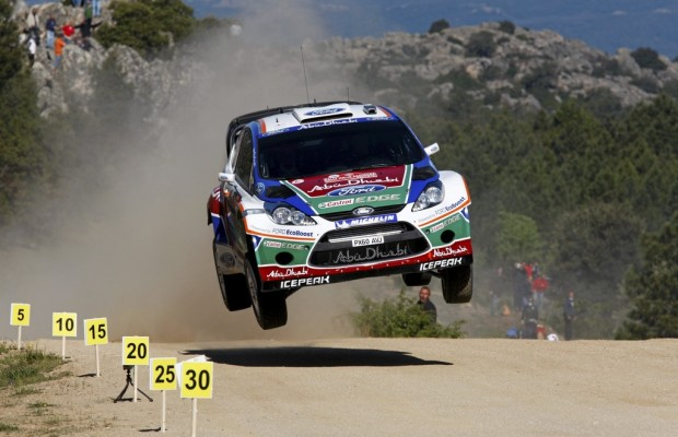Die Rallye Monte Carlo kommt zurück