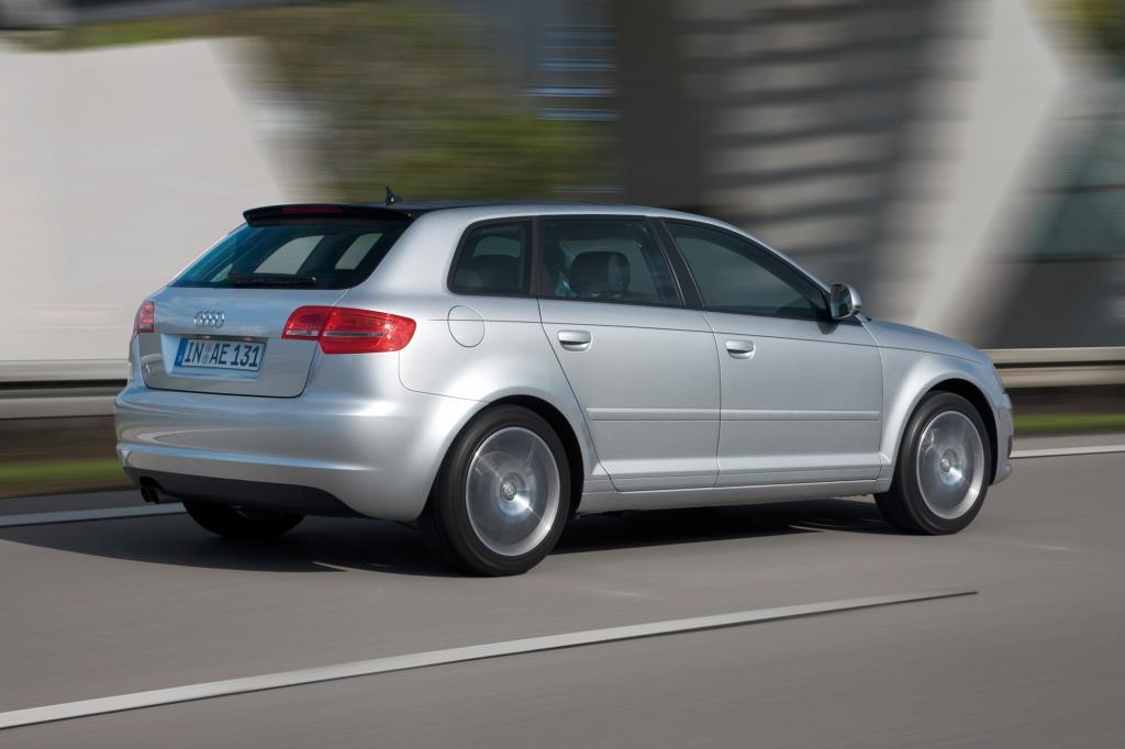Die zweite Generation des Audi A3 wurde nobler