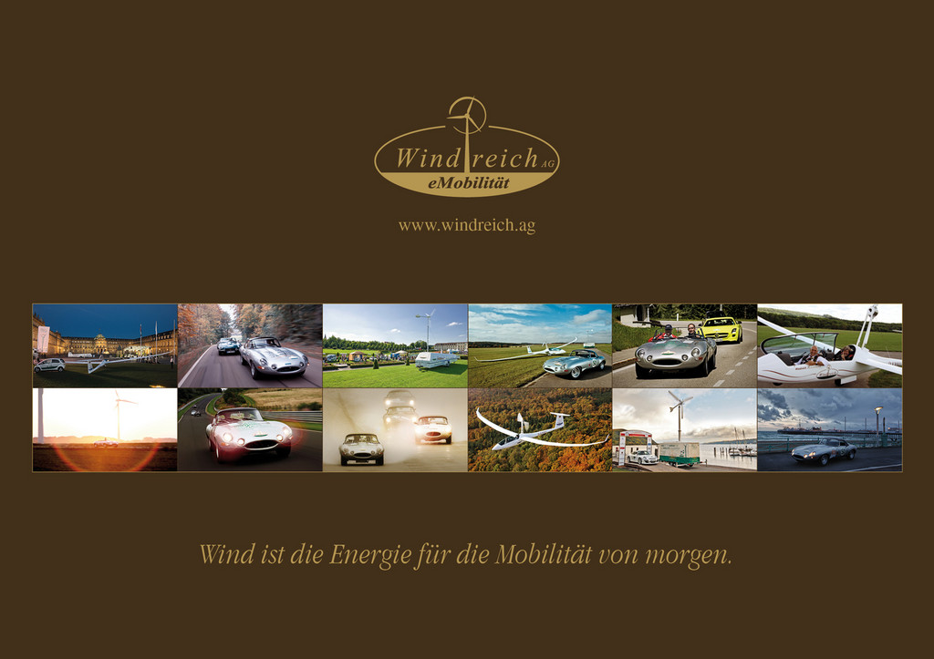 E-Mobilitäts-Kalender von Windreich.
