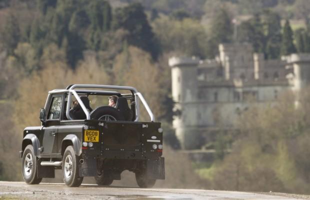 Eastnor Castle - Die heimliche Heimat von Land Rover