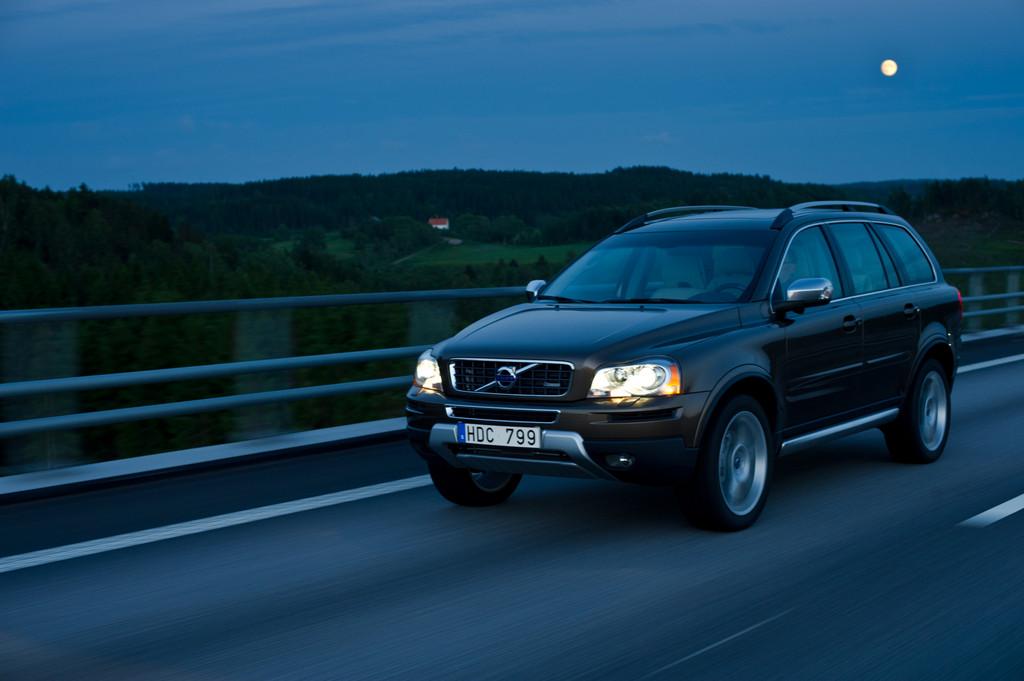 Erfolgreicher Schweden-Export: Der Volvo XC90 wird zehn Jahre alt