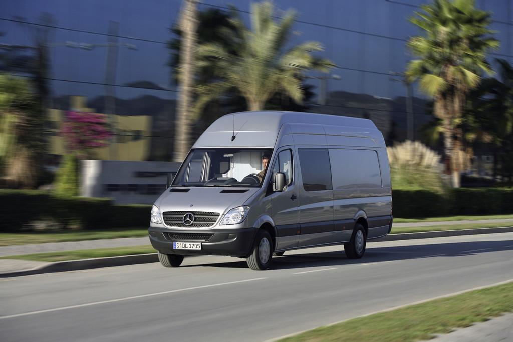 Erweitertes ESP für Mercedes-Benz Sprinter