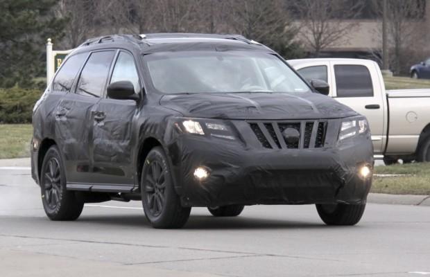 Erwischt: Erlkönig Nissan Pathfinder – Mehr SUV, weniger Truck