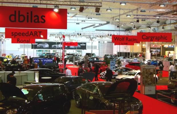 Essen Motor Show 2011: Tuningmesse erfolgreich – Neuorientierung zahlt sich aus