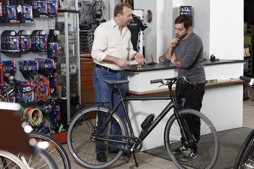 Für gute Fahrräder zahlen die Deutschen auch mehr