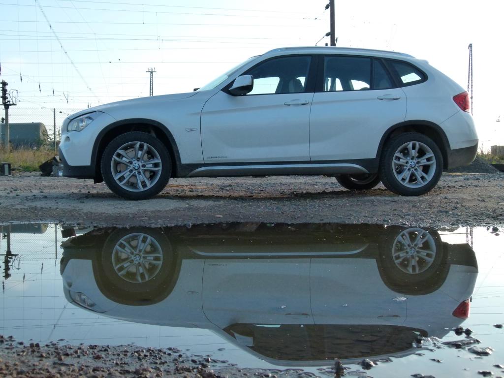 Fahrbericht: BMW X1 im Test