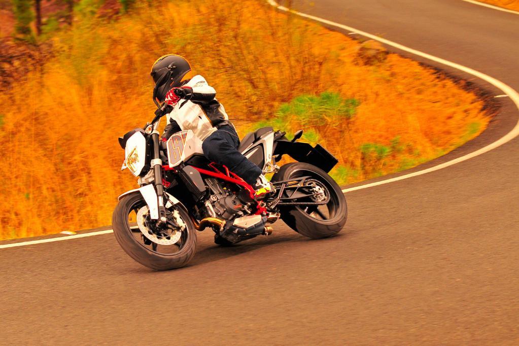 Fahrbericht KTM 690 Duke: Herzbube aus Österreich