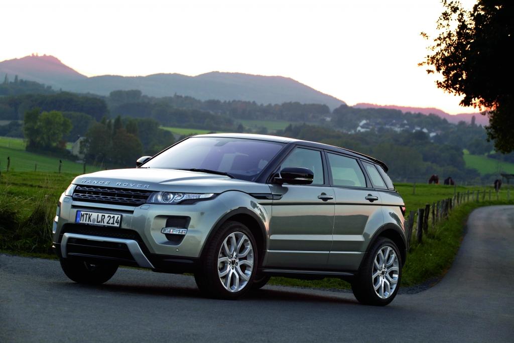 Fahrbericht: Range Rover Evoque eD4 - Es geht auch ohne Allrad