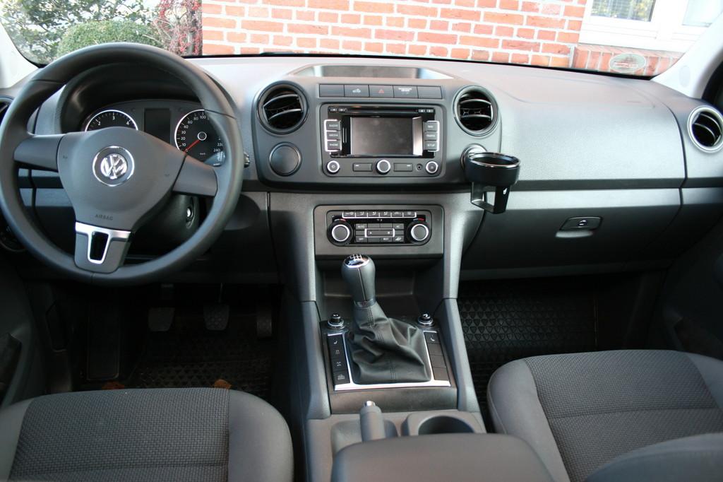 Fahrbericht Volkswagen Amarok 2.0 TDI 4Motion: Seine Sprache versteht die ganze Welt