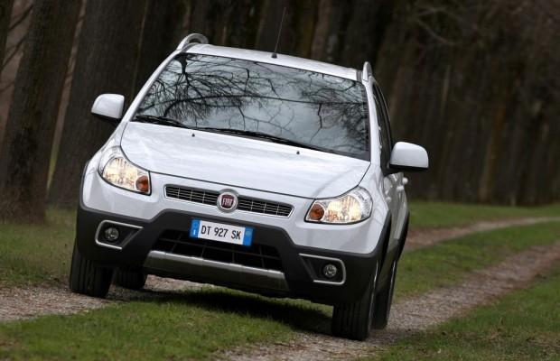 Fiat verbessert Sedici-Ausstattung