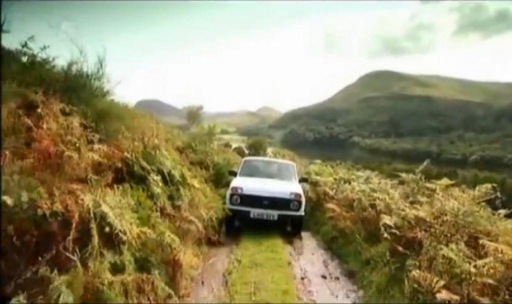 Fifth Gear: Mit dem Lada Niva quer durch England