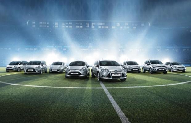 Ford-Sondermodelle - Für Fußball-Fans und andere